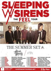 Sleeping With Sirens Tour