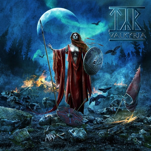 CD Review: Týr - Valkyrja