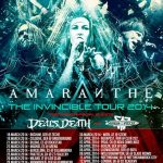 "Amaranthe gehen auf ""Invincible Tour 2014"""