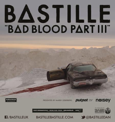 Bastille - Bad Blood Tour Part 3