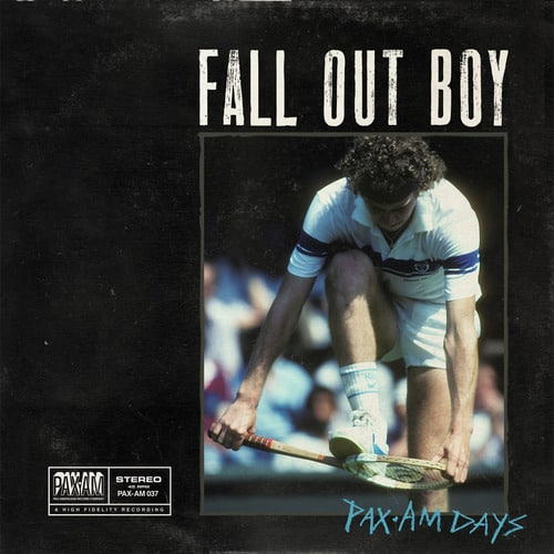 CD Review: Fall Out Boy - PAX AM DAYS