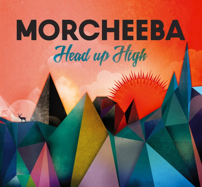 CD Review: Morcheeba - Head Up High