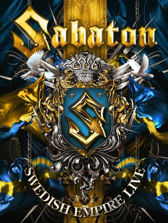 DVD Review: Sabaton - Swedish Empire Live