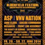 Blackfield Festival - Weitere Bandbestätigungen