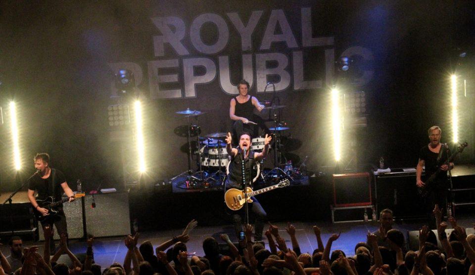 Royal Republic - 20.11.2013 - FZW, Dortmund