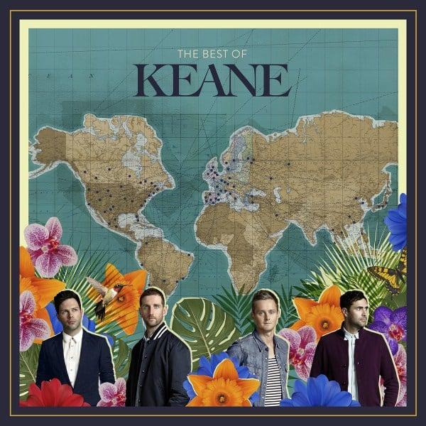 CD Review: Keane - The Best Of Keane