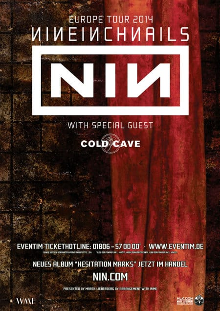 Nine Inch Nails - Exklusive Show in Berlin