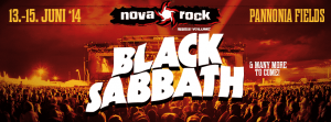 Nova Rock Black Sabbath