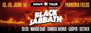 Nova Rock Seed Sunrise Avenue