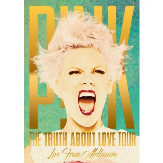 DVD Review: P!NK - The Truth About Love Tour: Live From Melbourne