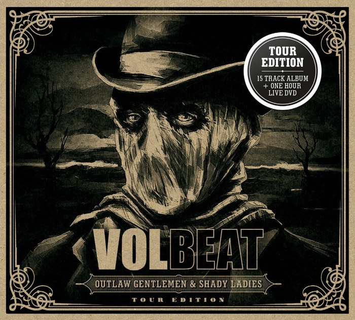 CD Review: Volbeat - Outlaw Gentlemen And Shady Ladies Tour Edition