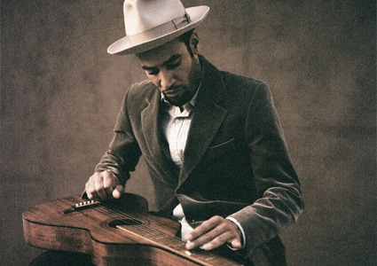 An Acoustic Evening with Ben Harper 2014