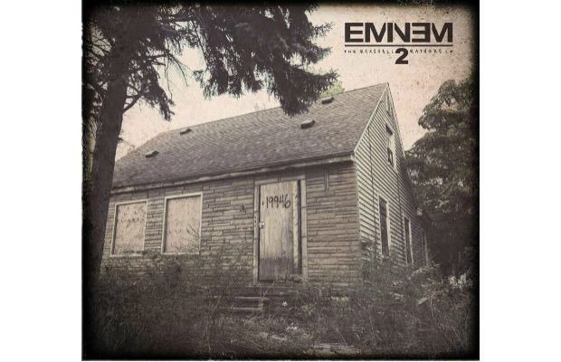 CD Review: Eminem - The Marshall Mathers LP 2
