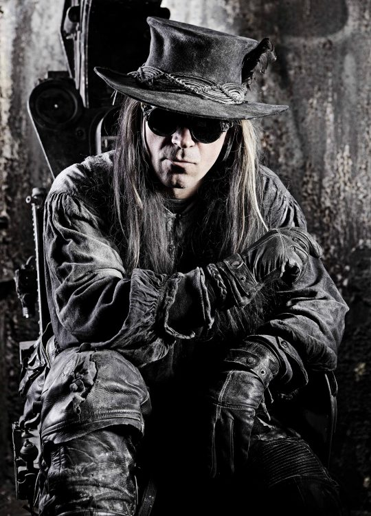 Fields Of The Nephilim-Tour 2013