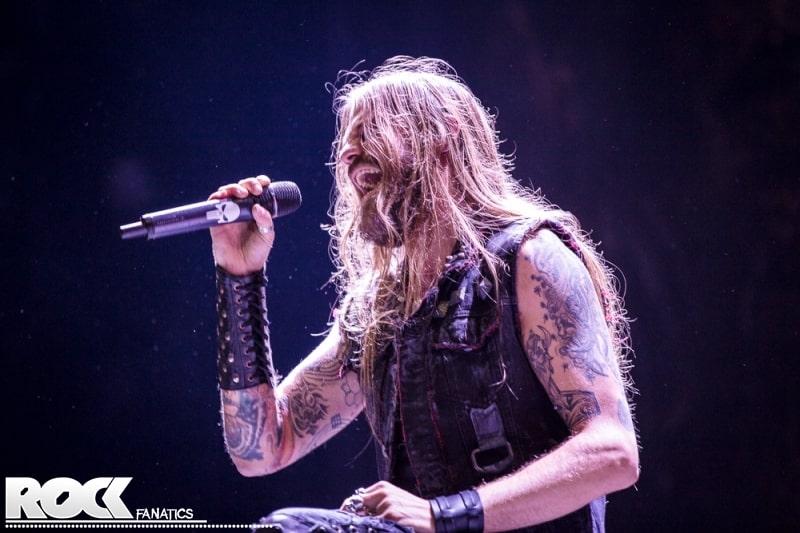 Iced Earth - 12.11.2013 - Lanxess Arena, Köln