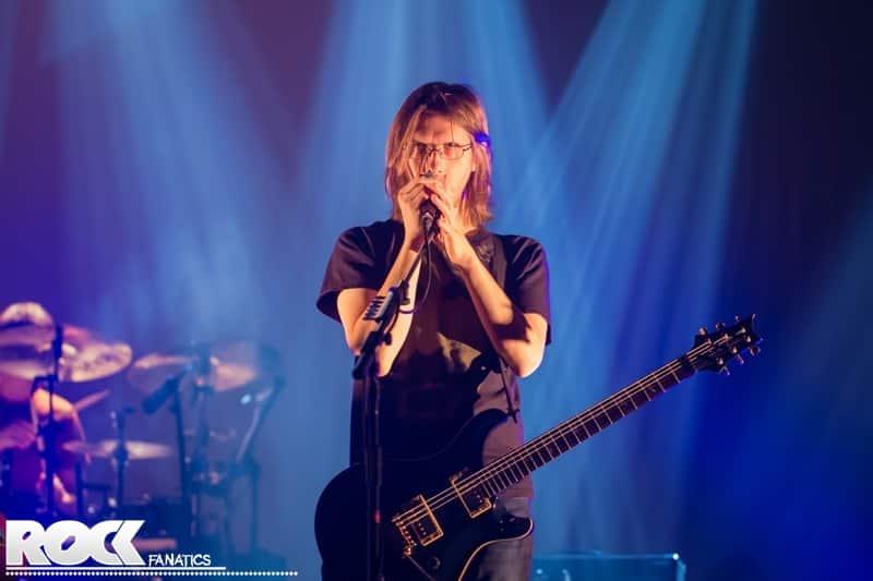 Steven Wilson – 03.11.2013 – Heinrich-Lades-Halle, Erlangen