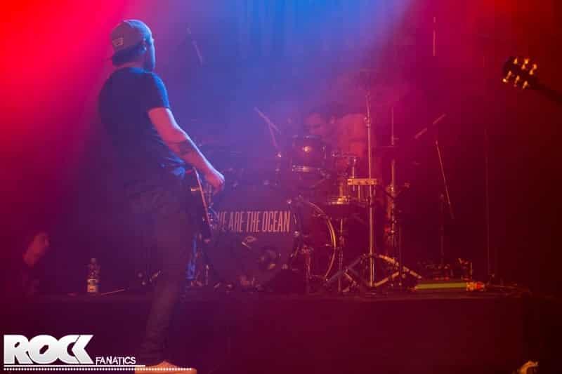 Vans Warped Tour 2013 - We Are The Ocean