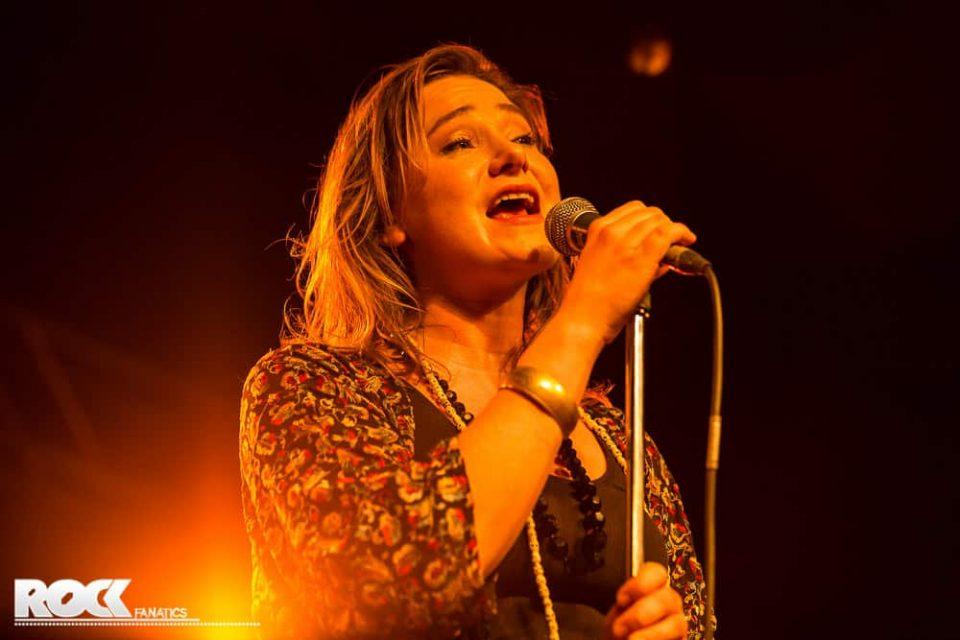 No Sinner - Support Beth Hart - 09.12.2013 - Live Music Hall, Köln