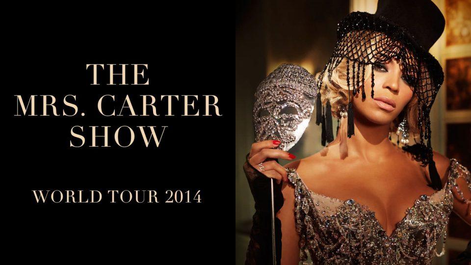 Beyoncé - The Mrs. Carter Show World Tour 2014