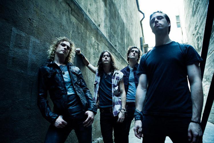 Heaven's Basement - Tournee 2014