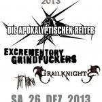 Christmas Metal Bang – Bochum Dezember 2013