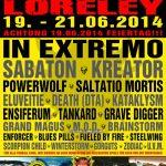 Metalfest Loreley - Erste Bandbestätigungen