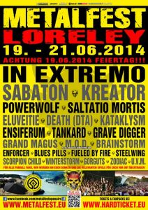 Metalfest Loreley