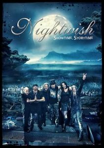 Nightwish Showtime Storytime DVD
