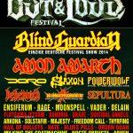 Out and Loud 2014 Festival - Neue Bandbestätigungen
