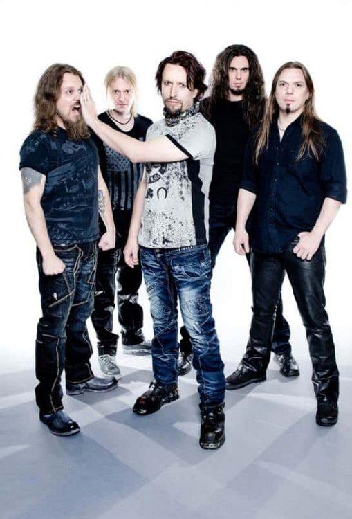 Sonata Arctica - Tour 2014