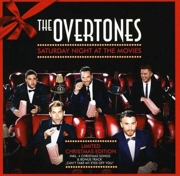 CD Review: The Overtones - Saturday Night At The Movies