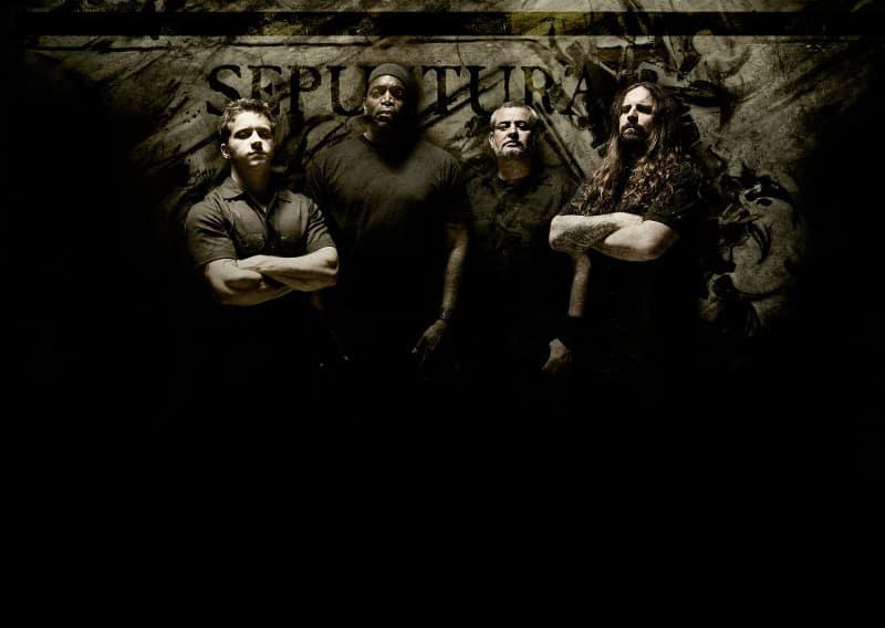 Sepultura - Europatour 2014