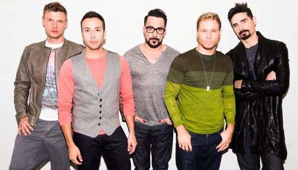 Backstreet Boys - In A World Like This Tournee 2014