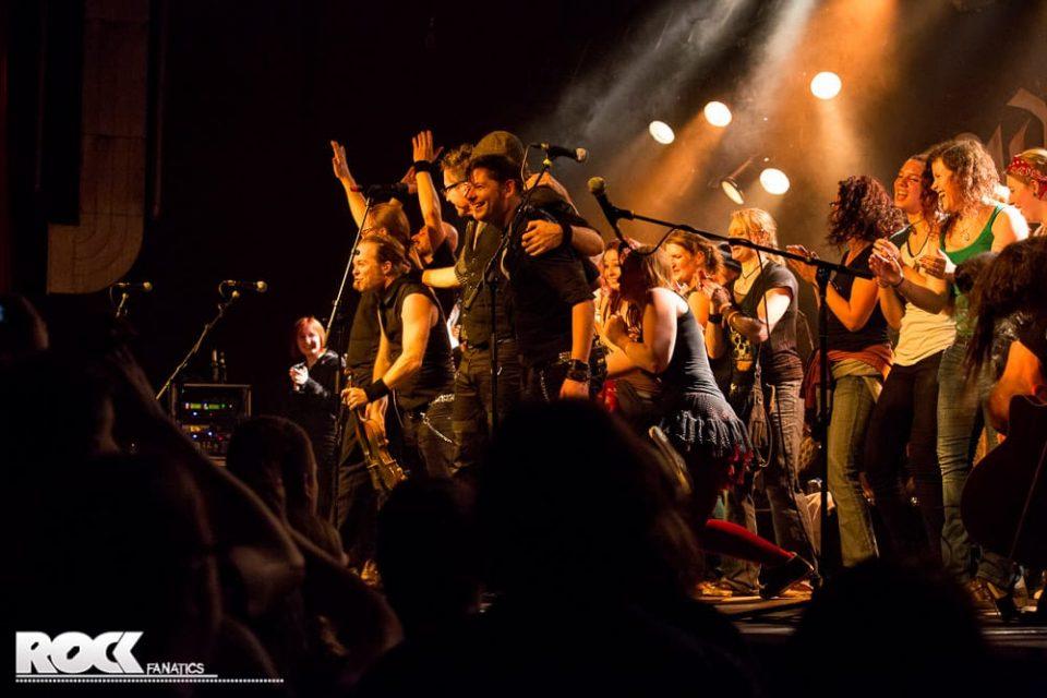 Fiddlers Green - 04.01.2014 - Live Music Hall, Köln
