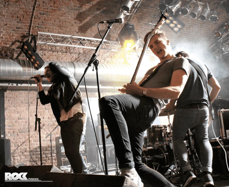We Are Stereokid - 29.12.2013 - Matrix, Bochum