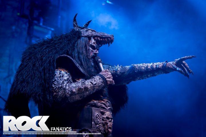 Fotos - Lordi - Eisheilige Nacht 2013
