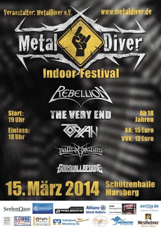 Metaldiver Festival