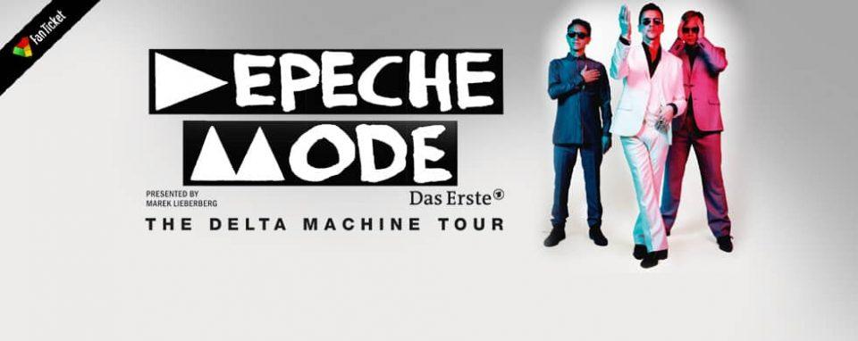 Depeche Mode Tour 2013/14