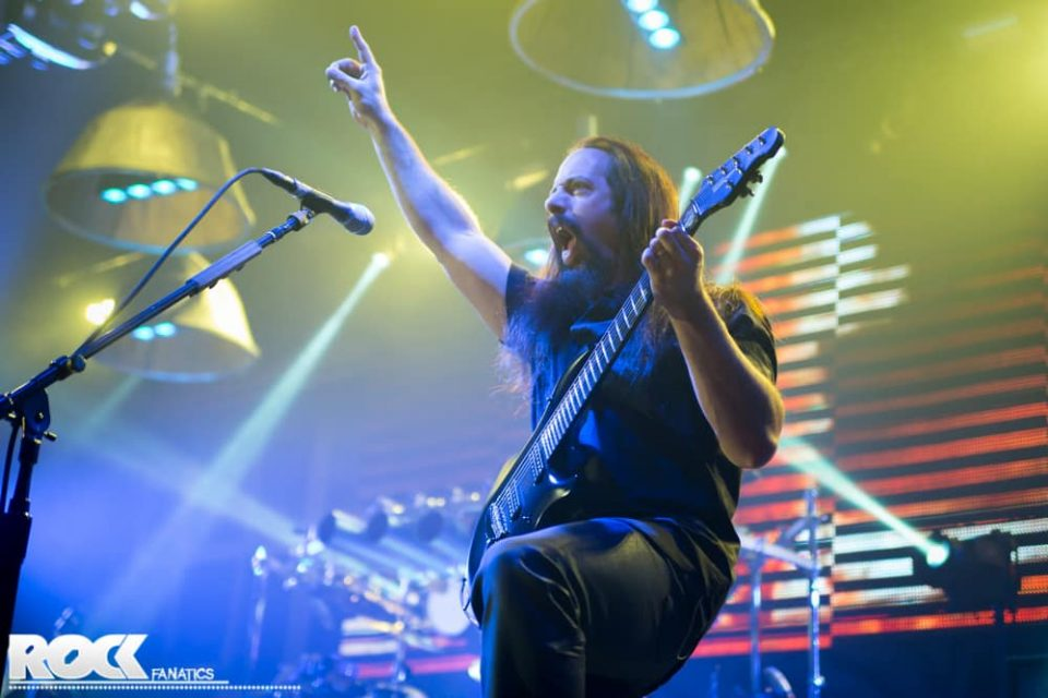 Dream Theater - 01.02.2014 - Stadthalle, Offenbach