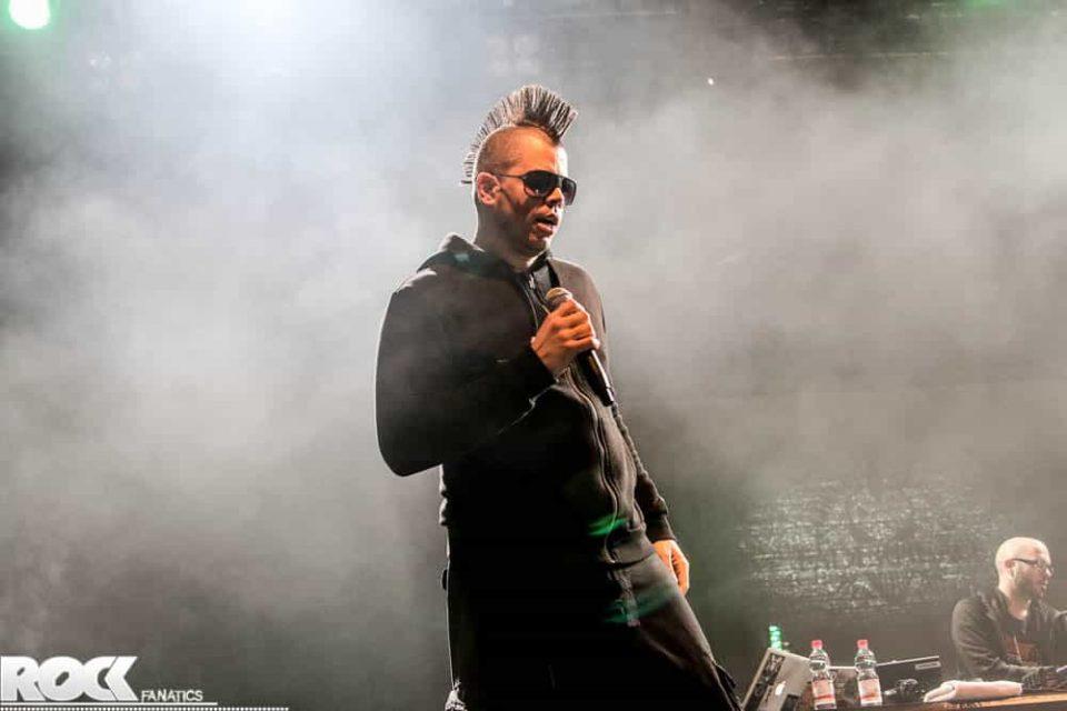 Faderhead - E-Tropolis Festival 2014
