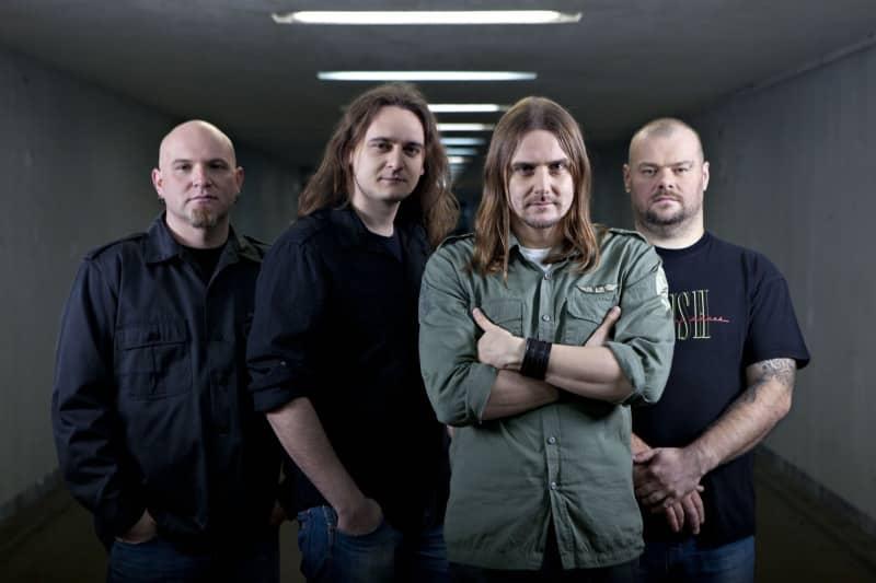 Riverside - New Generation Tour 2014