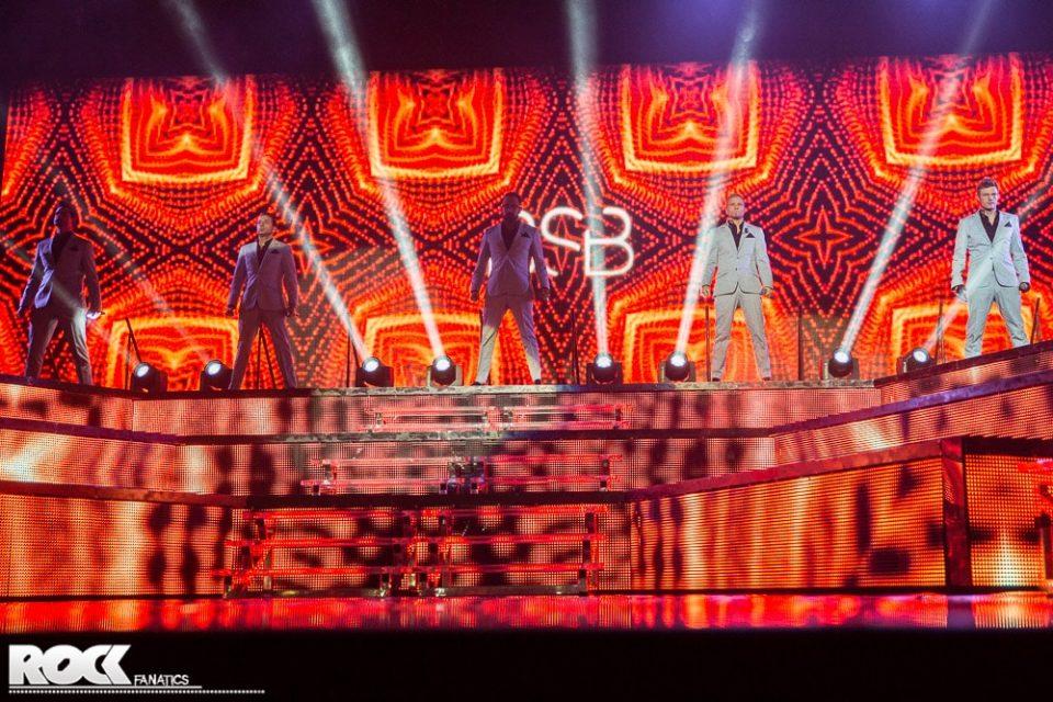 Backstreet Boys - 28.03.2014 - ISS Dome, Düsseldorf
