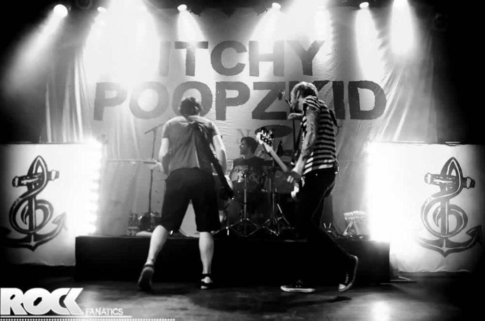 Itchy Poopzkid - 07.03.2014 - Haus der Jugend, Osnabrück