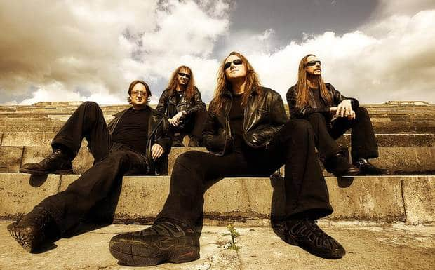 Gamma Ray - Empire Of The Undead Tour 2014