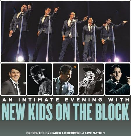 Ein intimer Abend mit New Kids On The Block