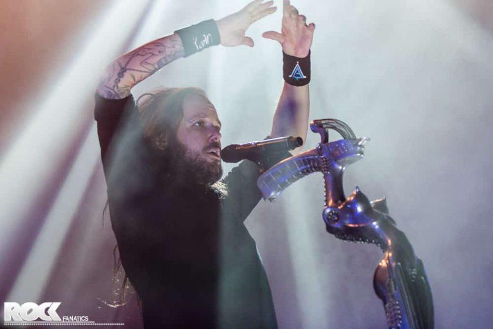 Korn live im Palladium (Steffi Wunderl)