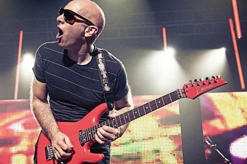 Joe Satriani - World Tour 2014