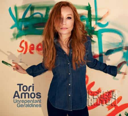 CD Review: Tori Amos - Unrepentant Geraldines