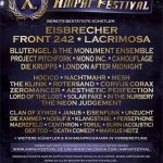 Amphi Festival 2014 bestätigt Front 242 und Lacrimosa