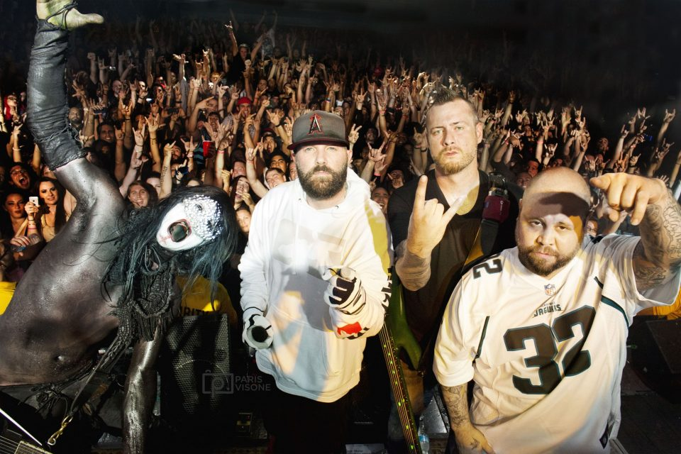 Limp Bizkit-Tour 2014
